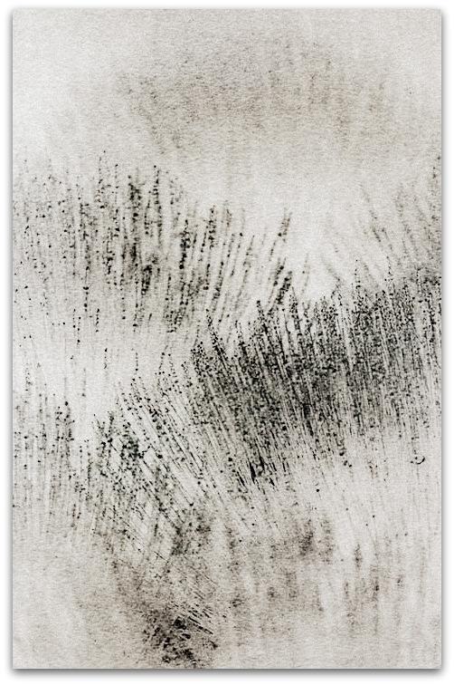 asleep field - monochrome, landscape - voiceofsf   ello