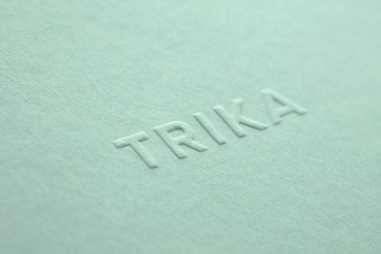 Brand identity Trika, interior  - abcdkovac   ello