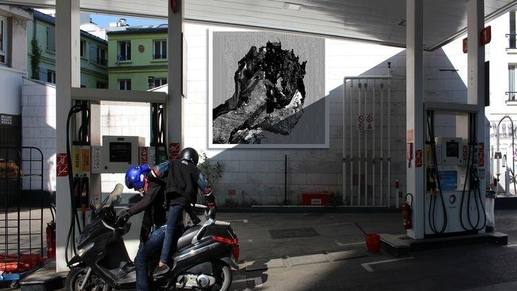 193 rue / Human nature - art, digital - mart-x | ello