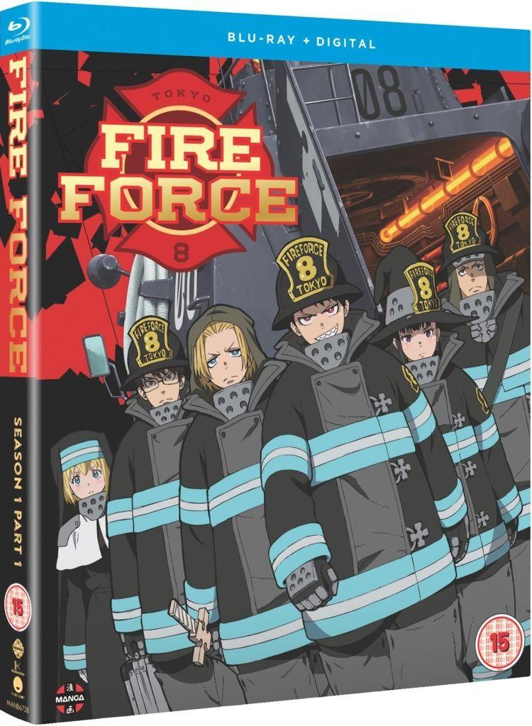 Fire Force: Season Review mind  - comicbuzz | ello
