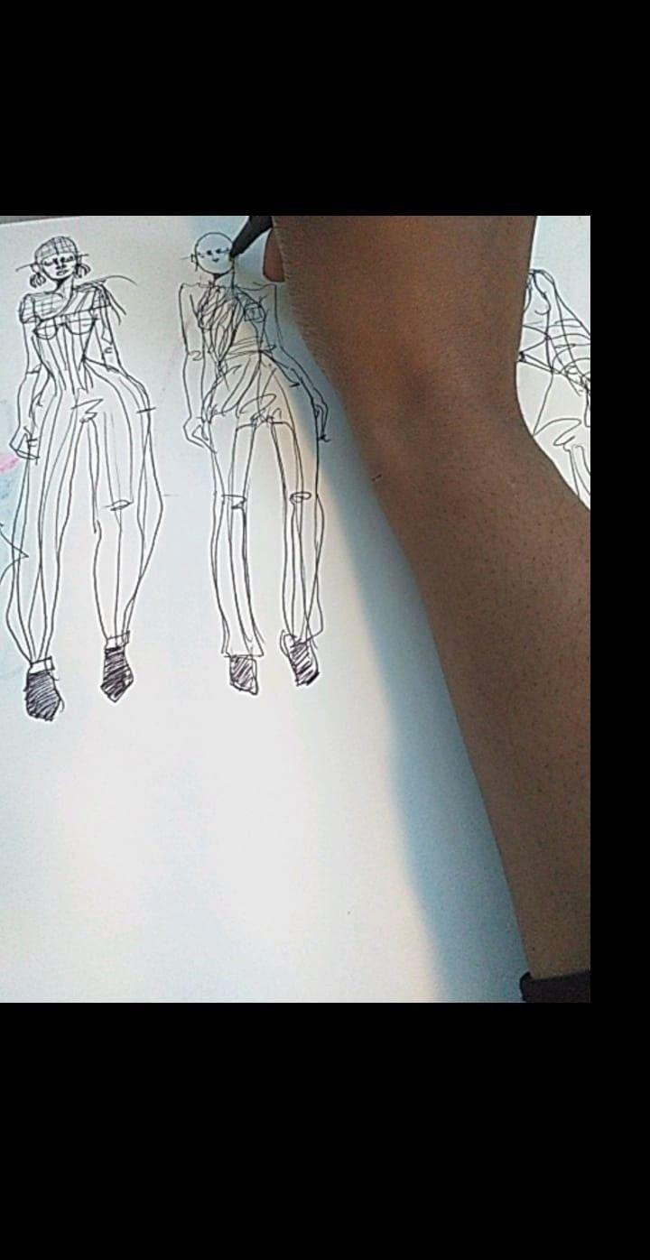 sketching - 83studio | ello
