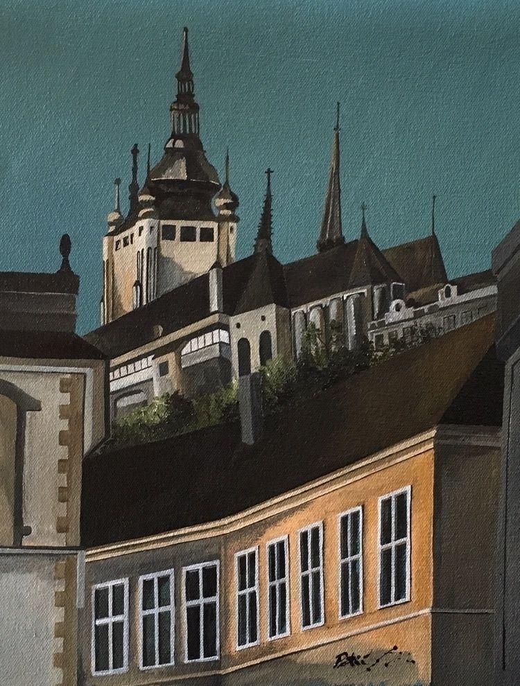 20X30cm Praha - patidomingues | ello