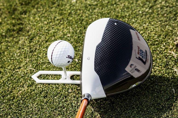 perfect golf alignment stick re - swinglogic | ello