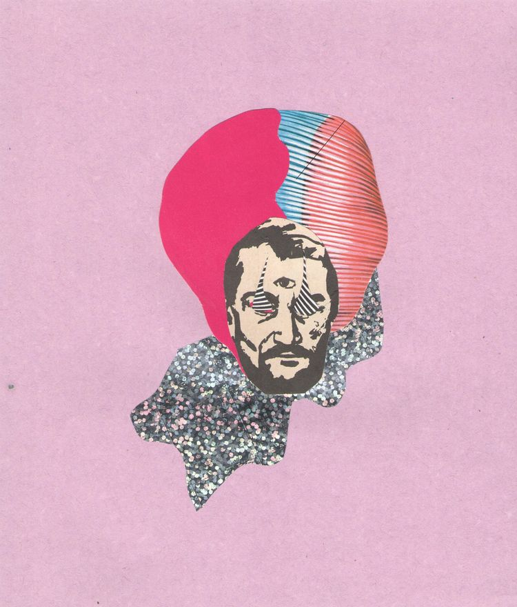 Collage, Art, Paper, GabalusCollage - gabalus | ello