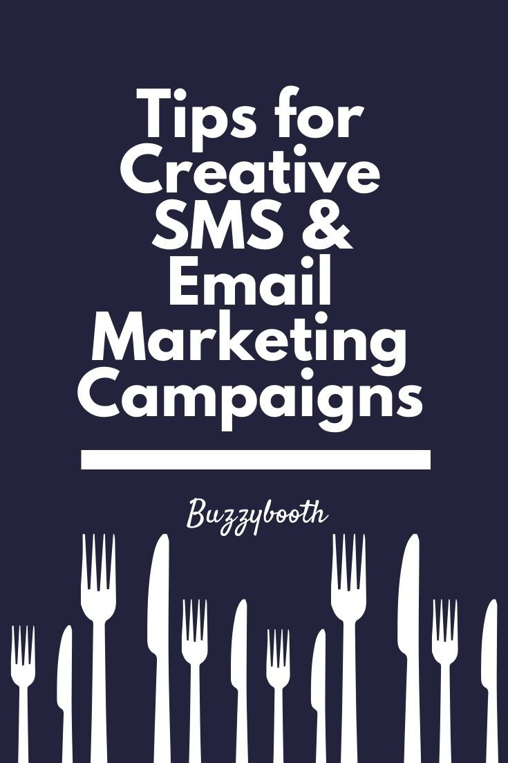 Tips Creative SMS Email Marketi - buzzybooth-media | ello