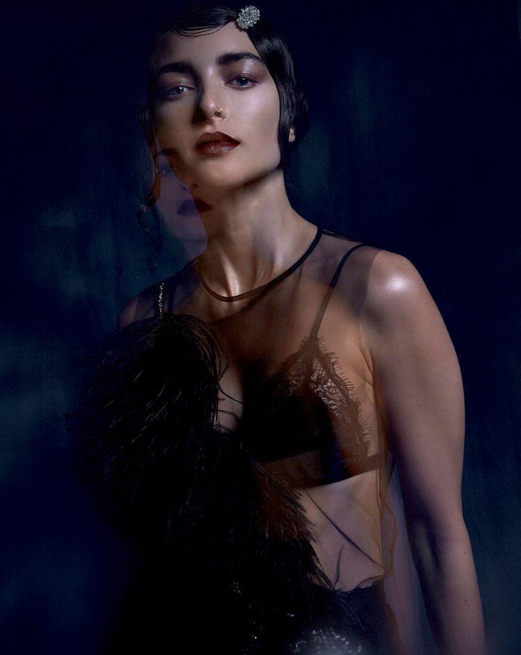 Adrianna Favero Vulkan Magazine - adriannafavero | ello