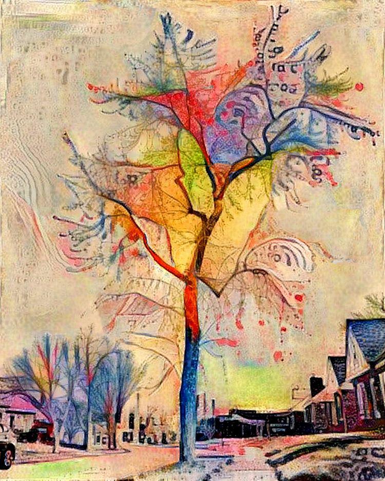 Kensington tree - kenlong | ello