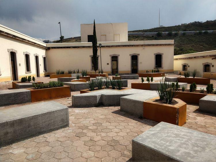 Diseño de paisaje mobiliario ex - vladimirdel | ello