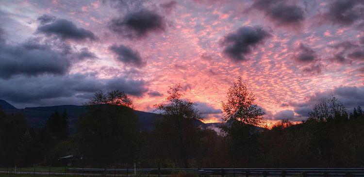 rare sunrise - jhphoto | ello