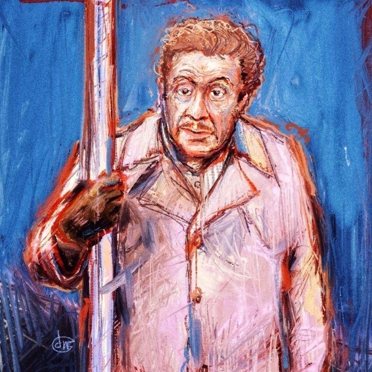 Jerry Stiller / Frank Costanza  - whateveryouart | ello