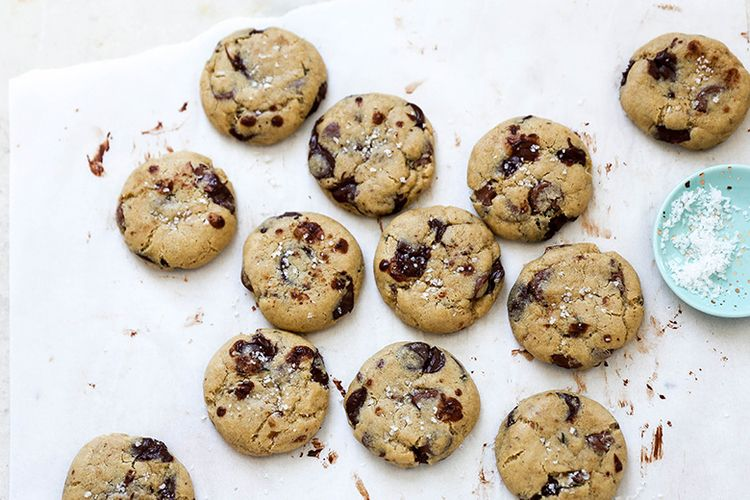 version favorite cookie. Salted - floatingkitchen | ello