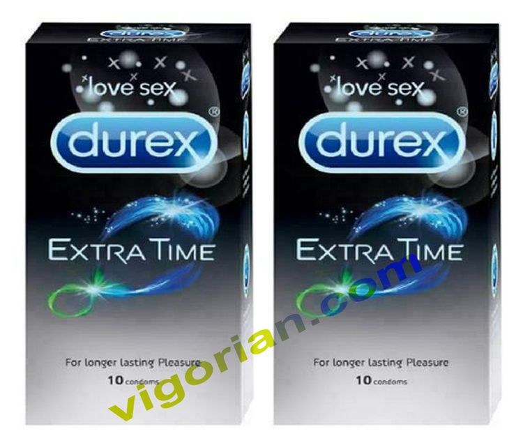 Durex Extra Time Longer Lasting - vigorain | ello
