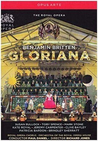 Britten: Gloriana / Bullock, Sp - losermarxdr | ello