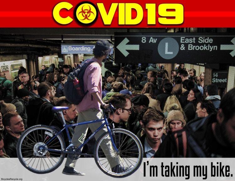 good avoid catching Corona viru - bicyclesrecycle | ello