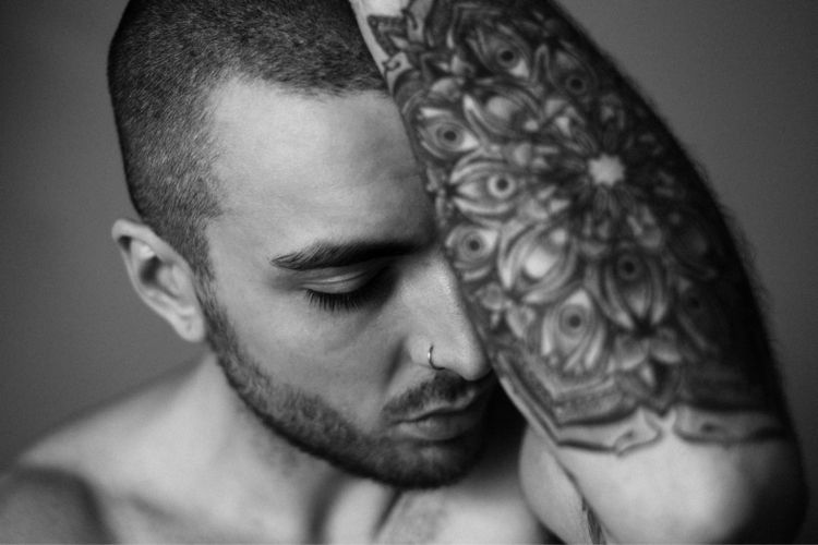 fujifilm, portrait, tattoos - ryanmckinney | ello