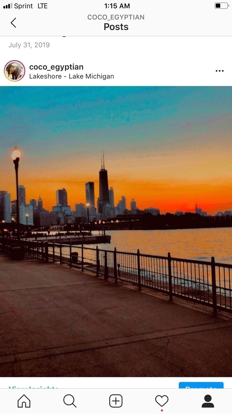 chicago - cocoegyptian | ello