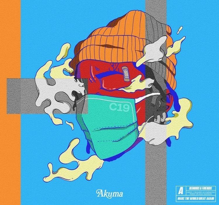 Title: Life feels refreshing Vi - akvma | ello