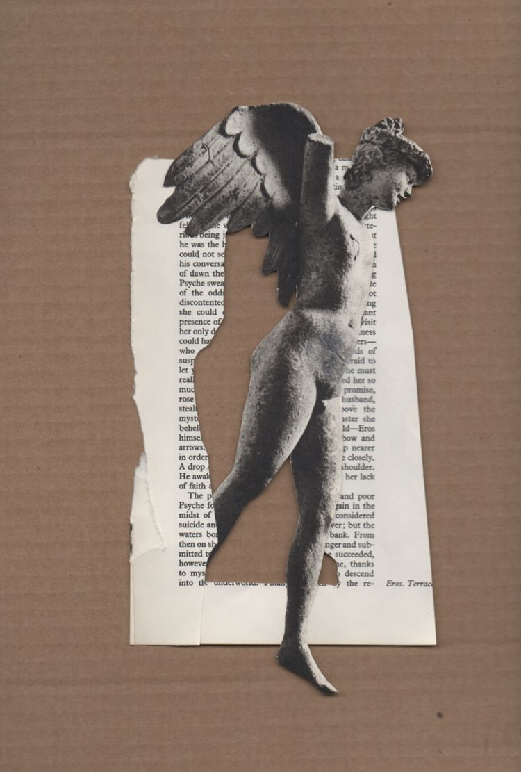 Words - collage 5.25.2020 - deborahstevensonartist | ello