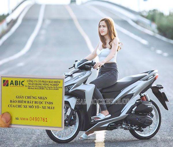 Bảo hiểm xe máy là gì ? Những v - thanhdao9x   ello