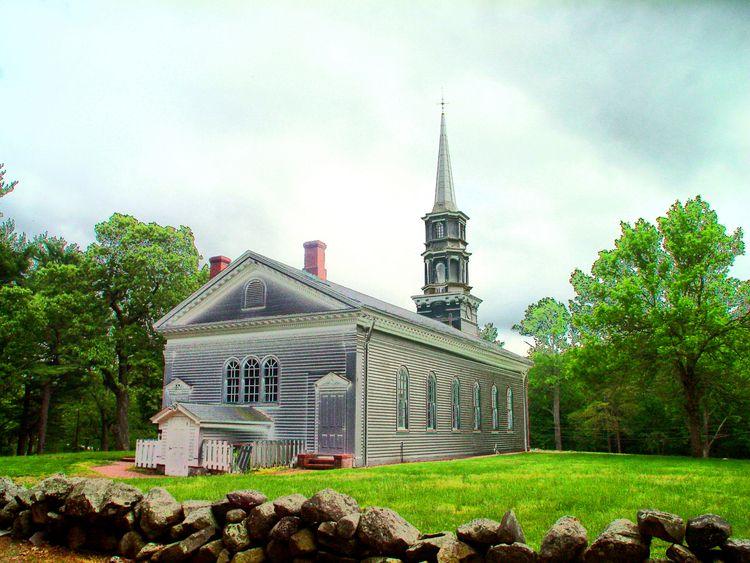 side Martha-Mary Chapel Sudbury - cliffwilson | ello