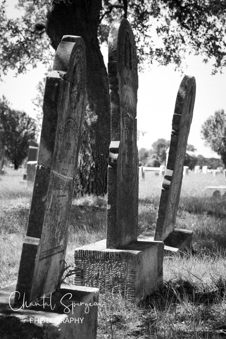 love cemetery shots. recognize  - gothicbutterfly | ello