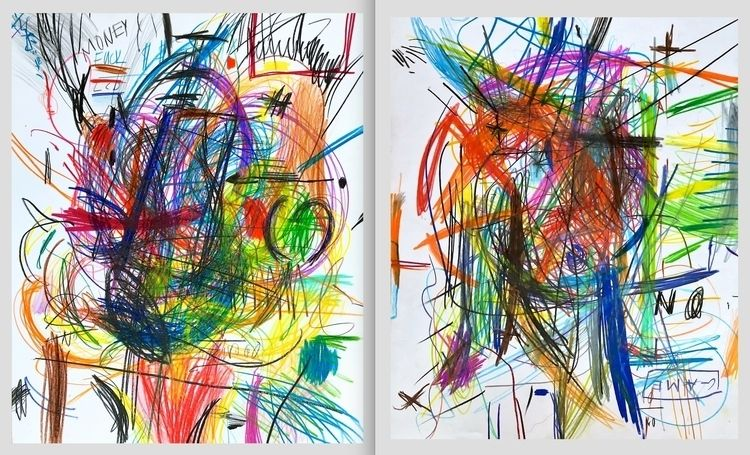 LCD Robin Hood? (Coloured Penci - dirkmarwig | ello