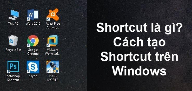 Tạo shortcut Nếu bạn không muốn - ictsaigon2020 | ello