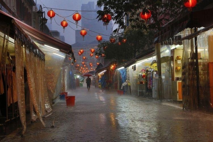 Chinatown - Singapore - photography - mattoet_rangho | ello