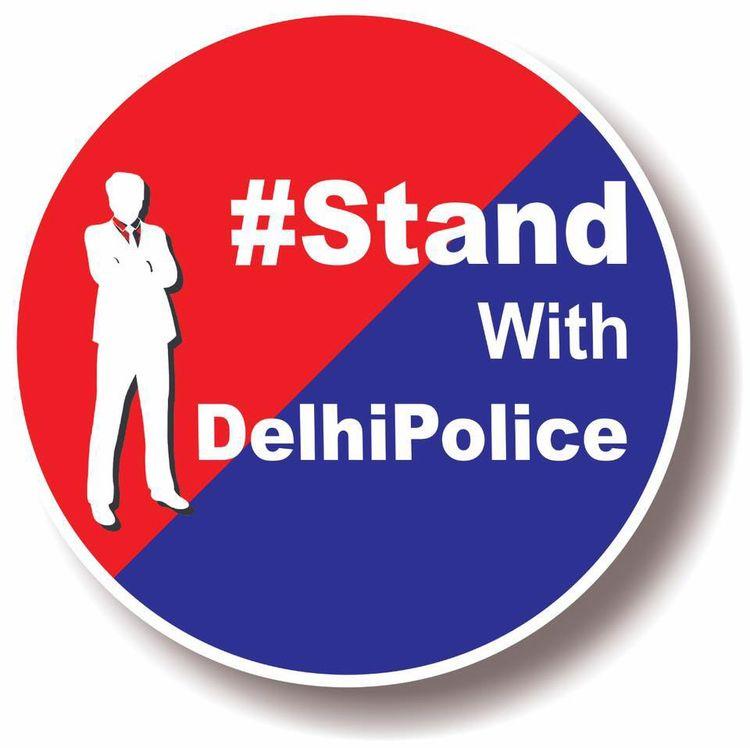 Stand delhi police कभी हम व्यक् - singhkajal8076   ello
