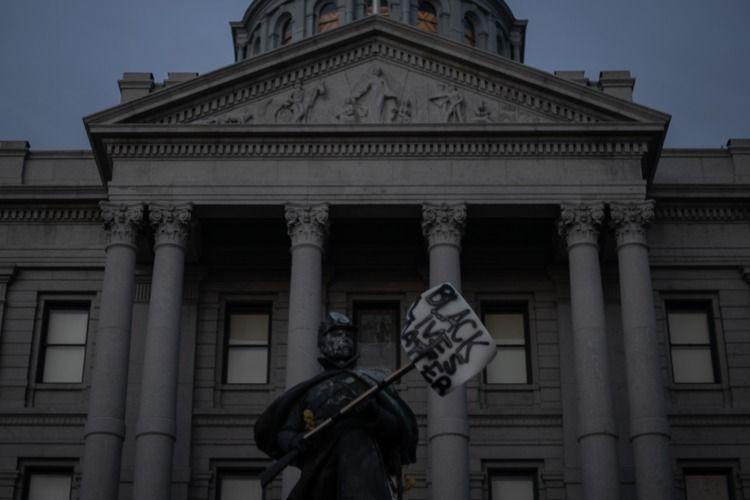 blacklivesmatter, protest, denver - ebc-d | ello