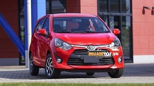 ô tô Toyota Wigo 2020 được phân - muaxetot   ello