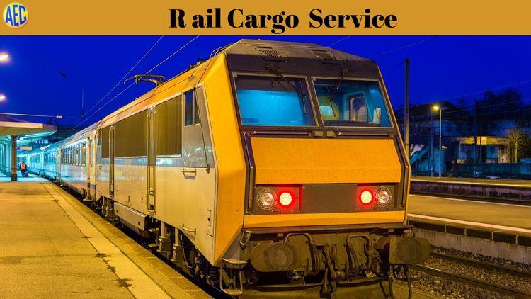Rail Cargo Service India – Ansh - anshikacargo | ello