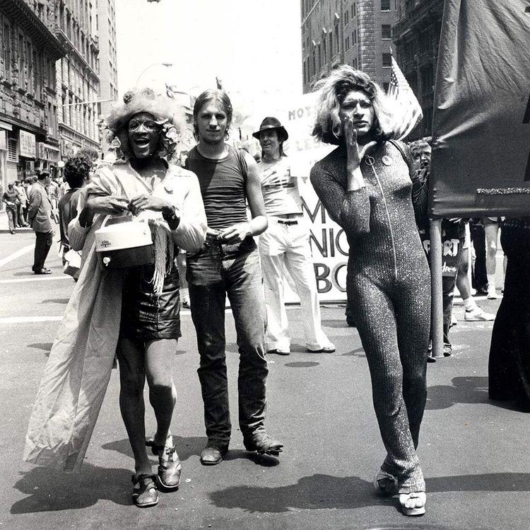 CHRISTOPHER STREET GAY LIBERATI - loganlynn   ello