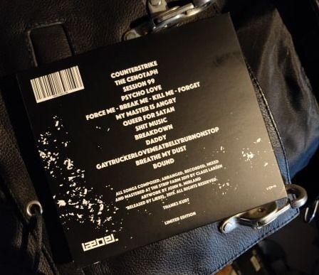 pre-order Klutae album Queer Sa - leaether_strip_official | ello