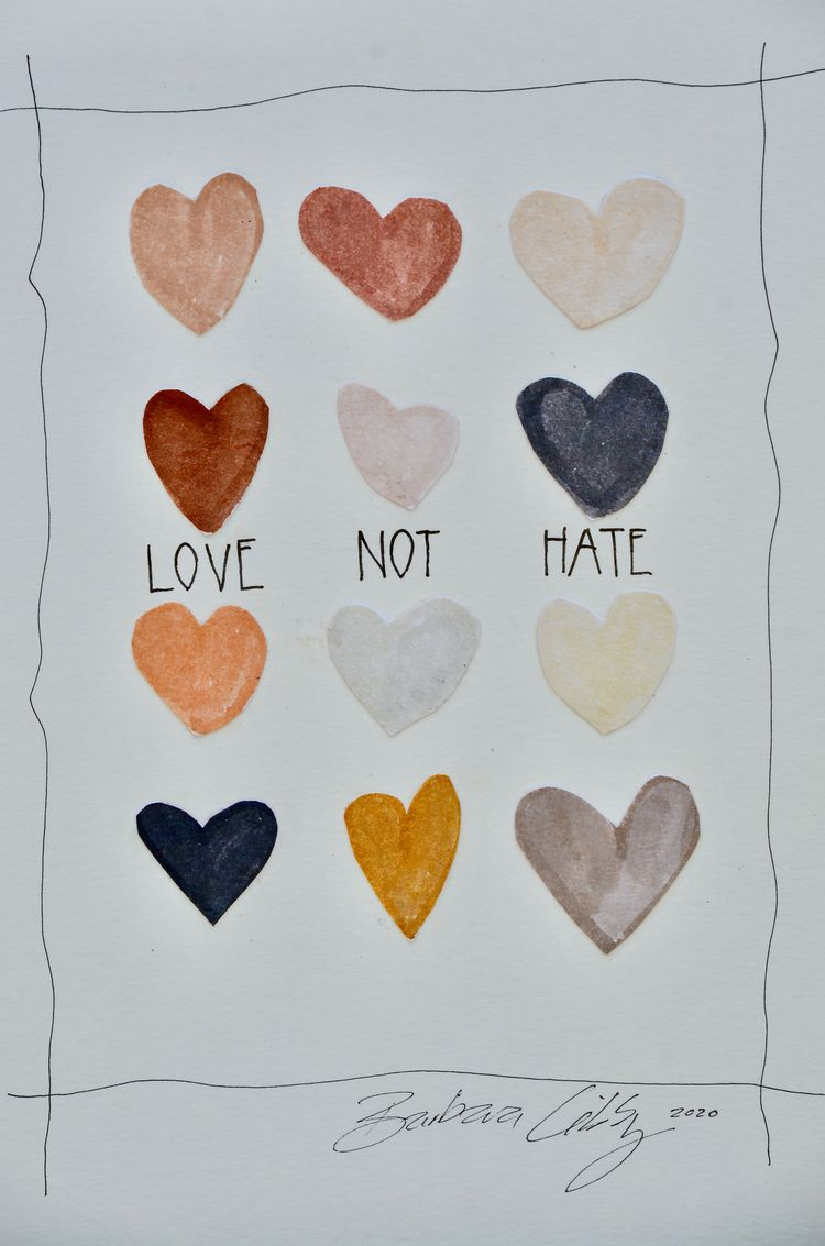 love hate year 2020 historical  - blibbysteinmann | ello