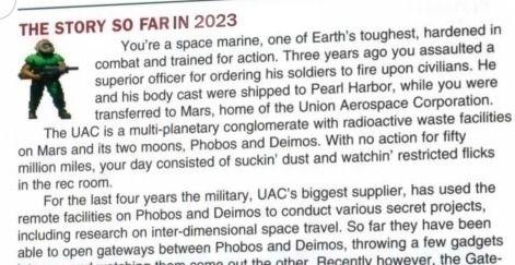 Today reminded canon Doom story - ferdiz | ello