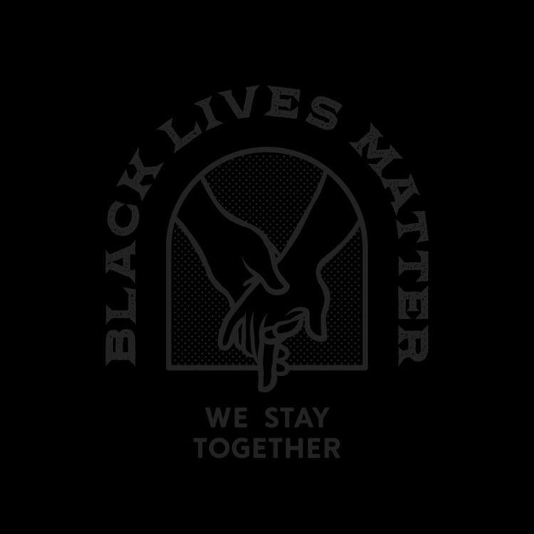 Stay - BlackLivesMatter, Illustration - theroboto   ello