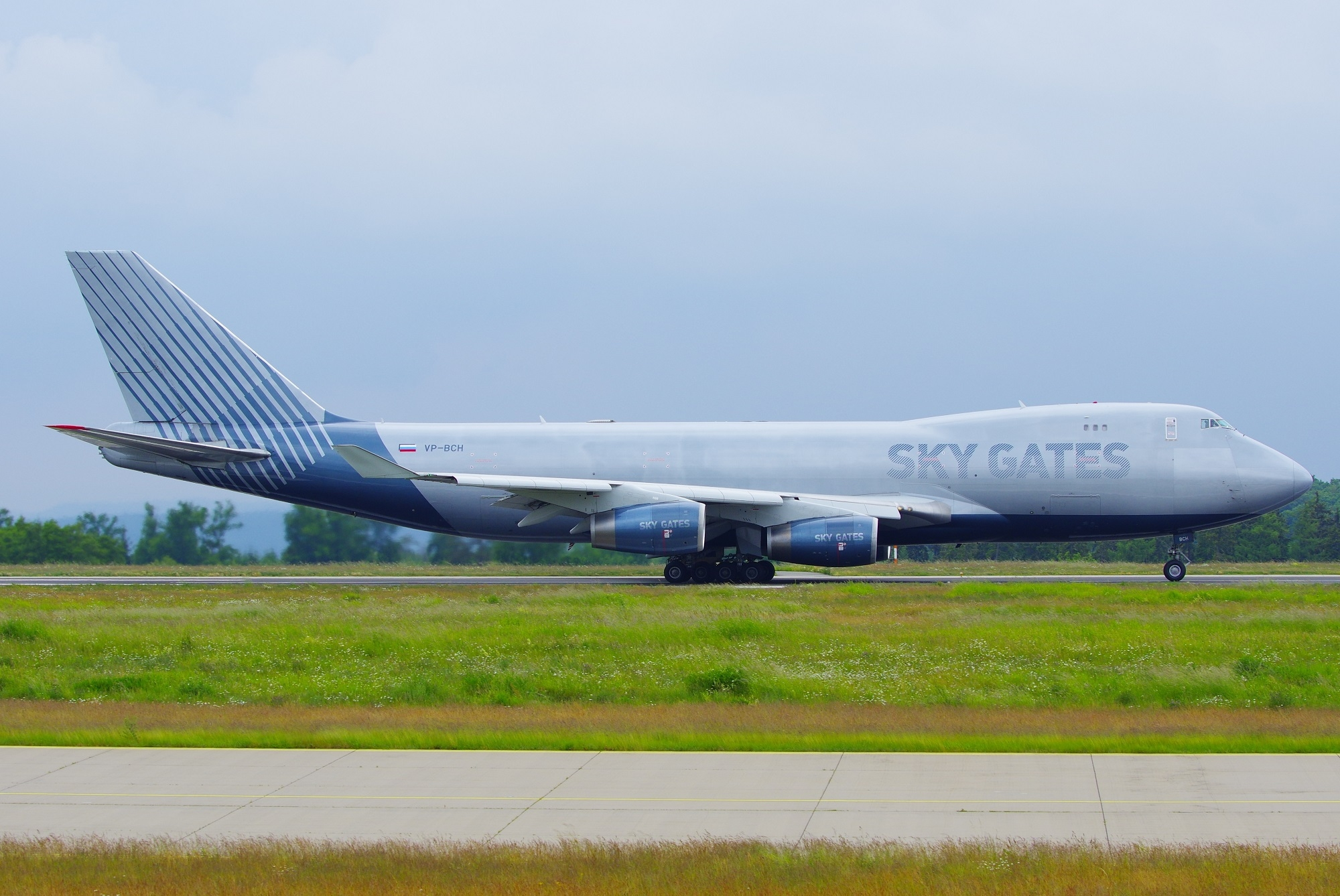Sky Gate Cargo Airlines Boeing  - brummi | ello