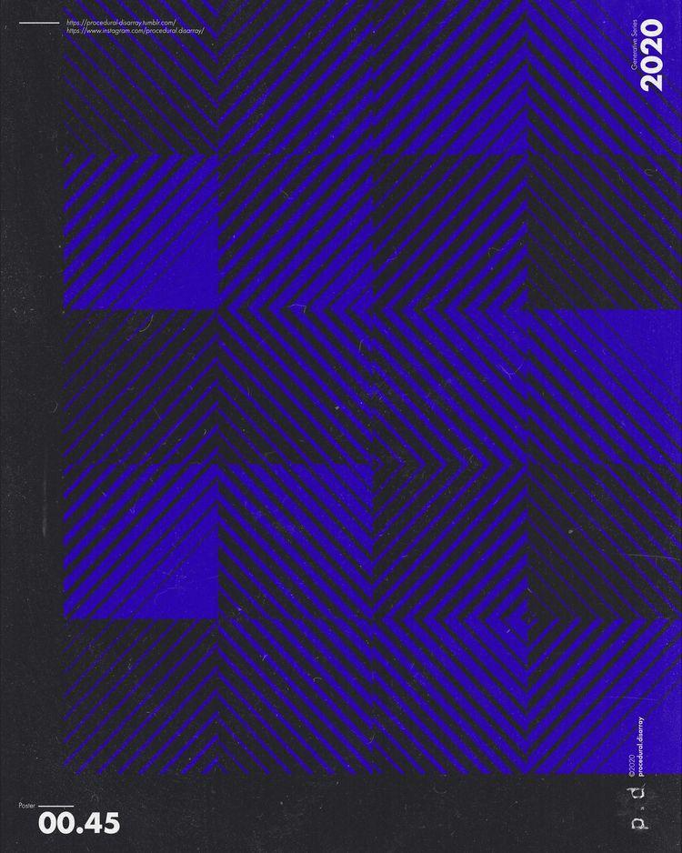 > 00.00.45 || FOLKLORE 2 - poster - procedural-disarray | ello