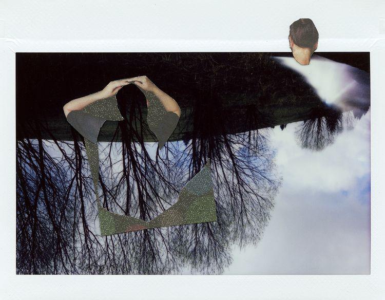 untitled 2020 - instax, collage - veromarsk | ello