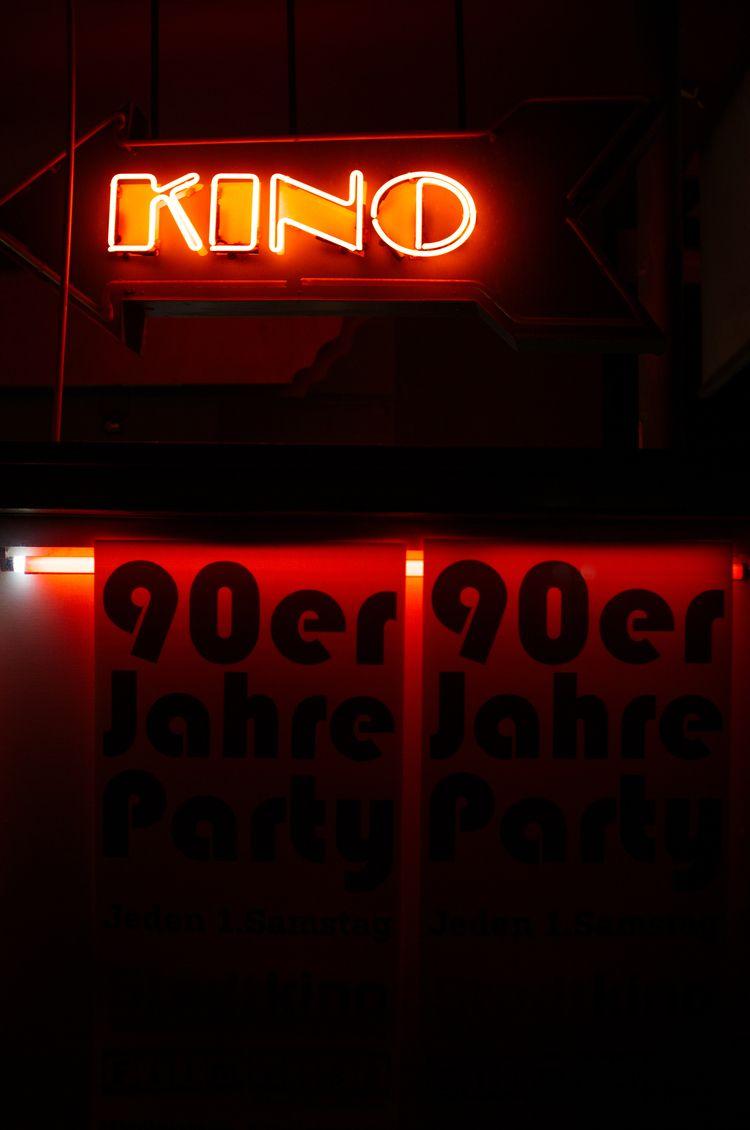 kinokino - photography, night, neon - marcushammerschmitt | ello