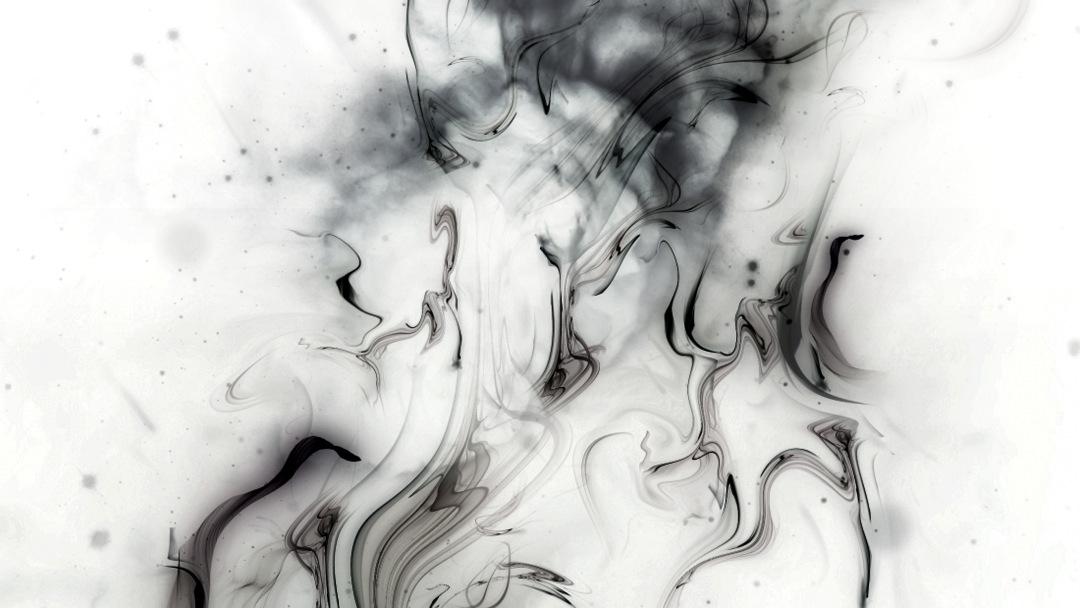 portrait mother / black ink whi - voiceofsf | ello