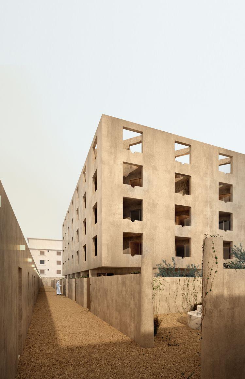 desert - architecture, niches, repeat - tttt_ro | ello