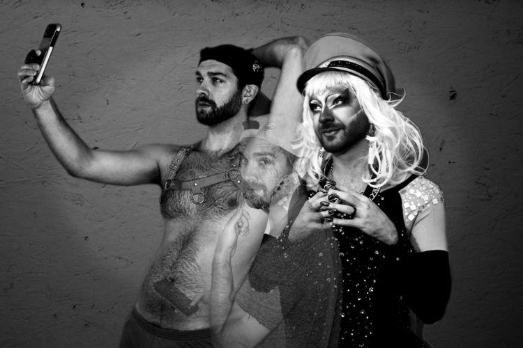 Trans People photo series inspi - jaewag_art   ello
