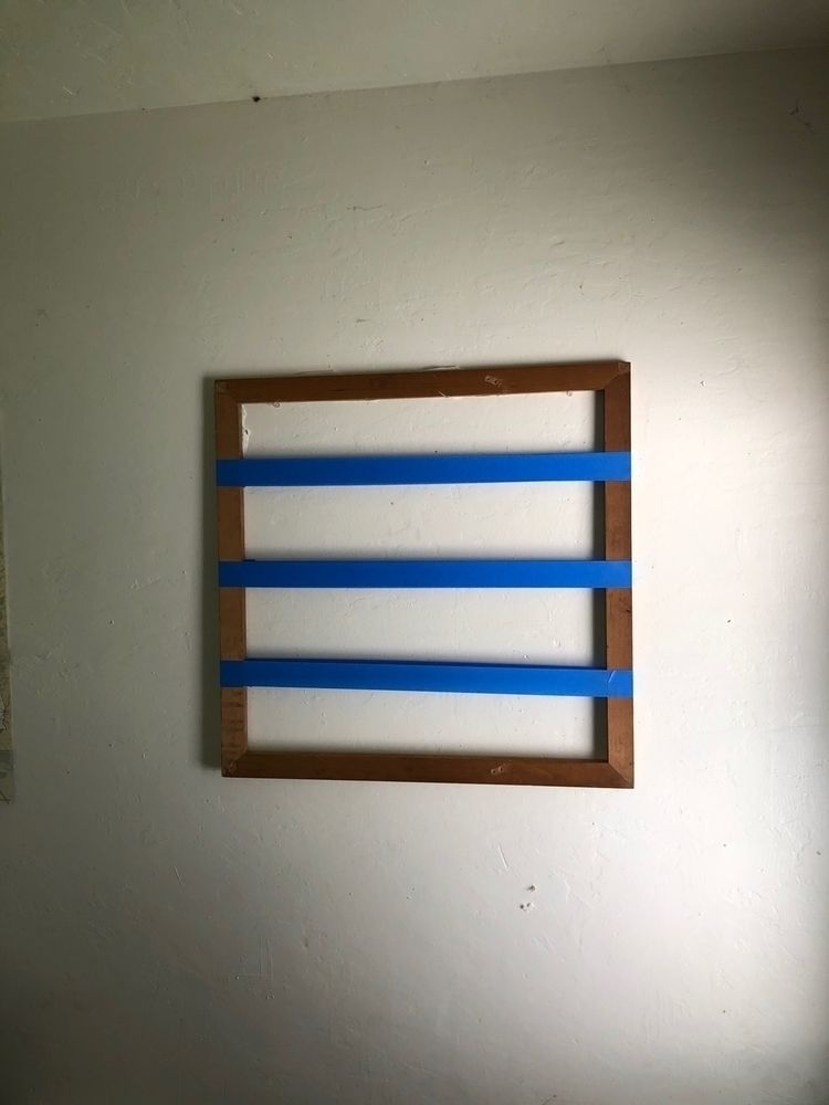 Wood blue tape - benjifriedman   ello