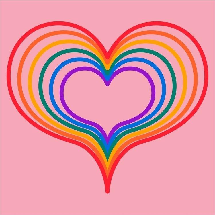 LOVE SIMPLE PATH Love simple. S - frun_arts | ello