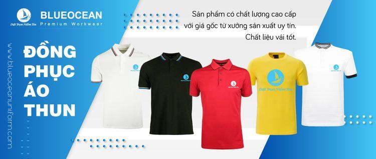 Công ty áo đông phục uy tín - blueoceanuniform001   ello
