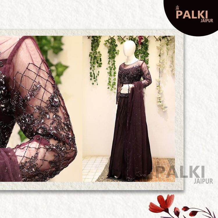 Charm fabulous ethnic wear occa - palkishowroom | ello