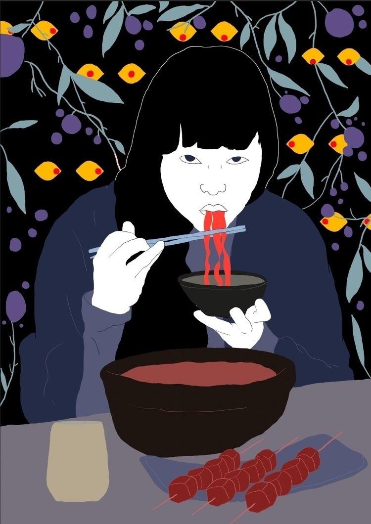 illu, drawing, illustration, art - tchangtchang | ello