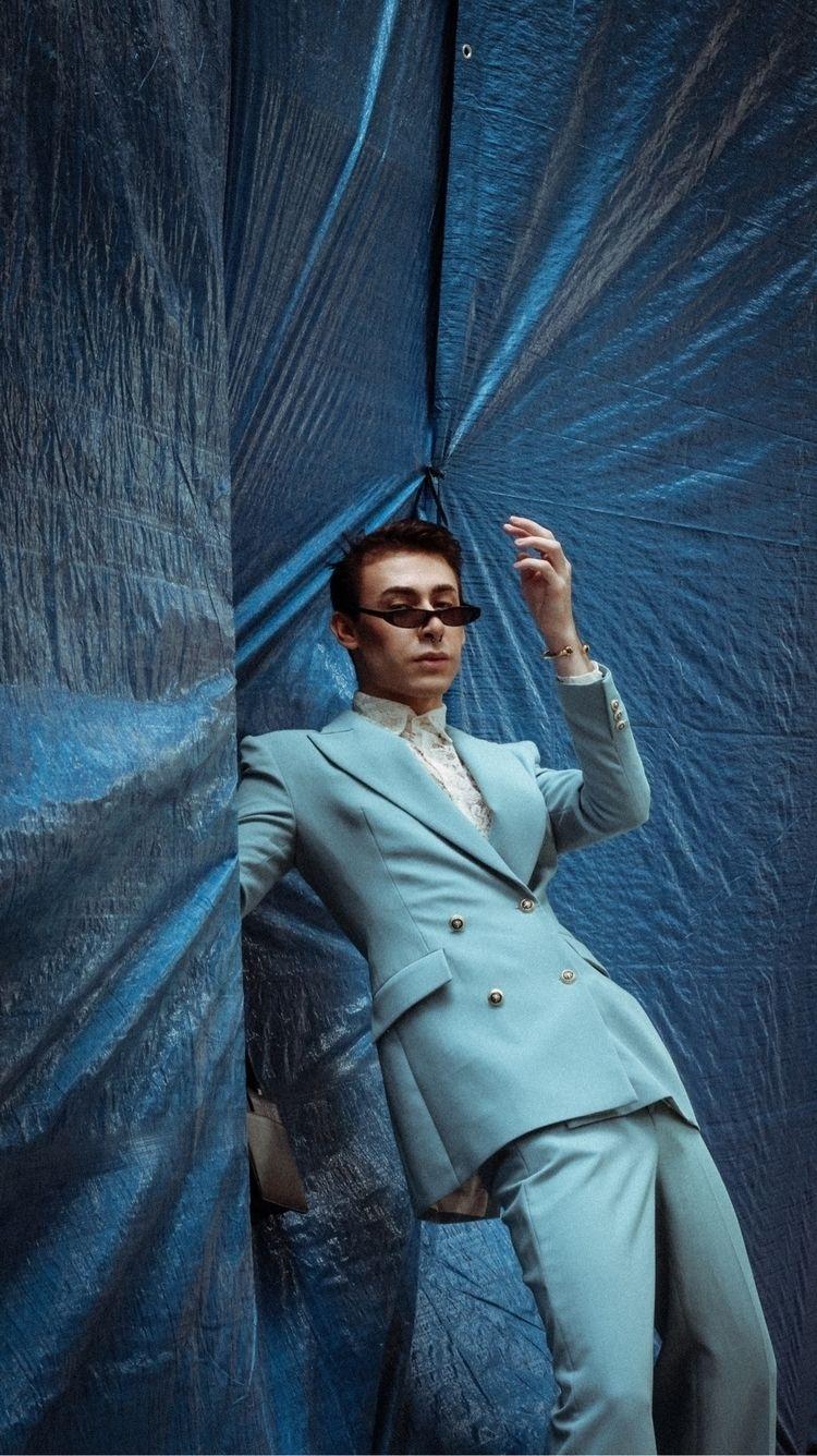 blue Ig: Model - illgrammers, plpix - marialpzdeturiso | ello
